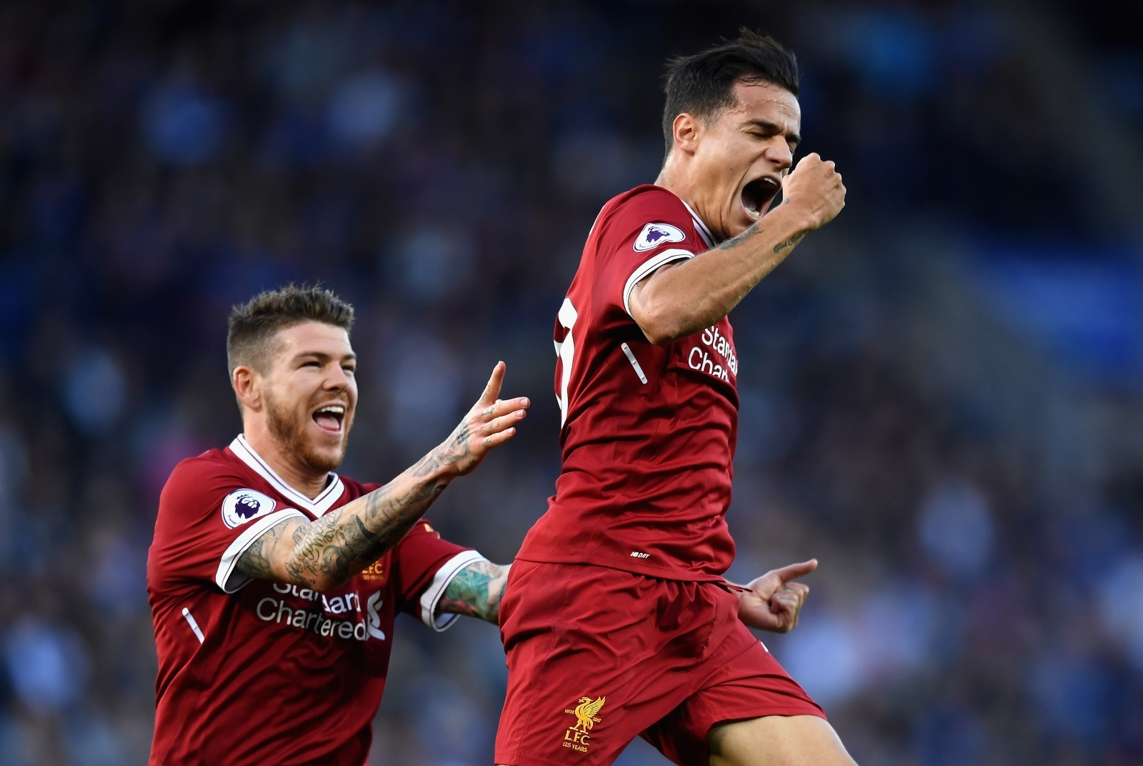 liverpool agreement with philippe coutinho to