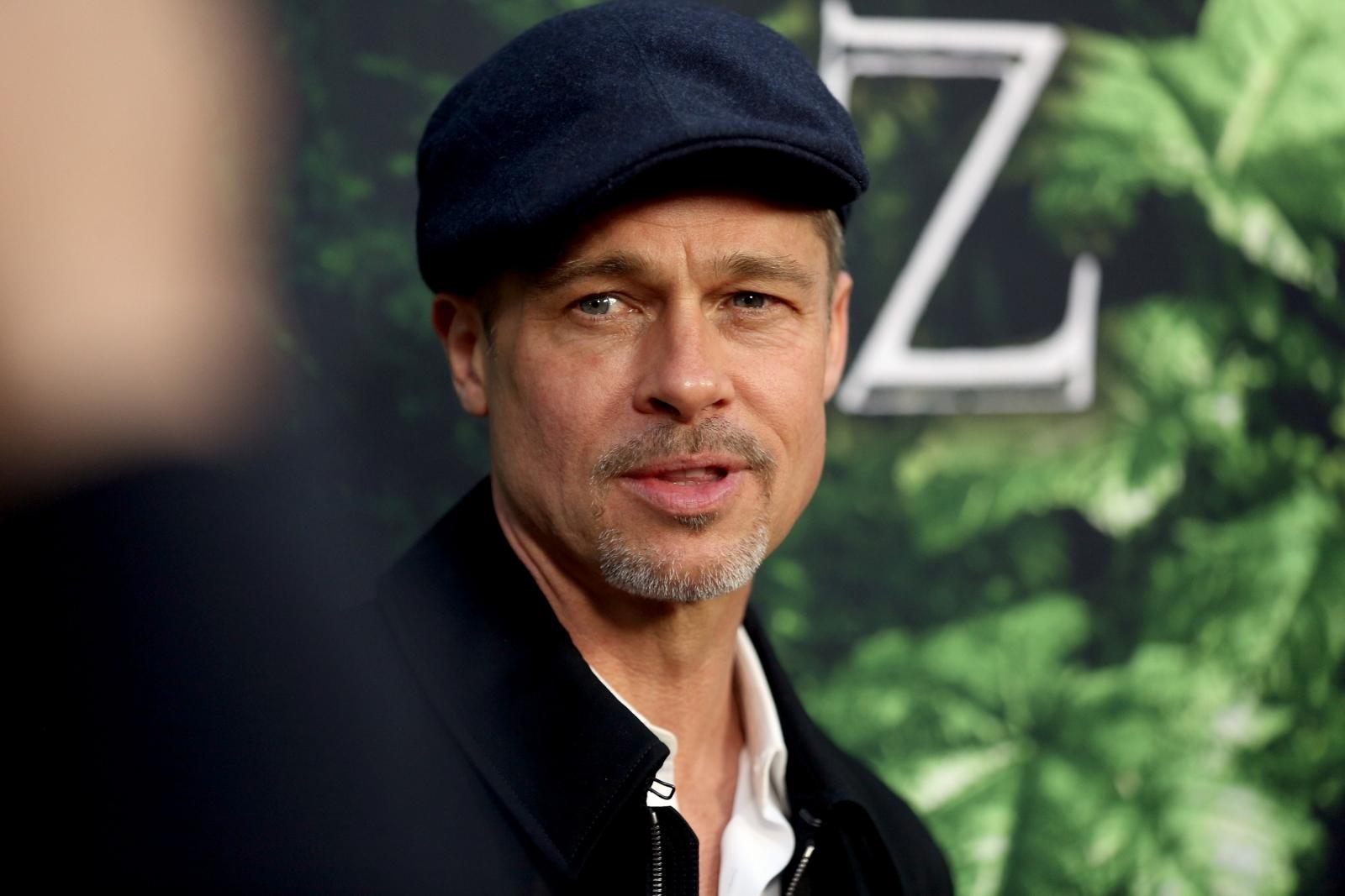 Brad Pitt took 'big risk' threatening shamed producer Harvey Weinstein for harassing Gwyneth Paltrow