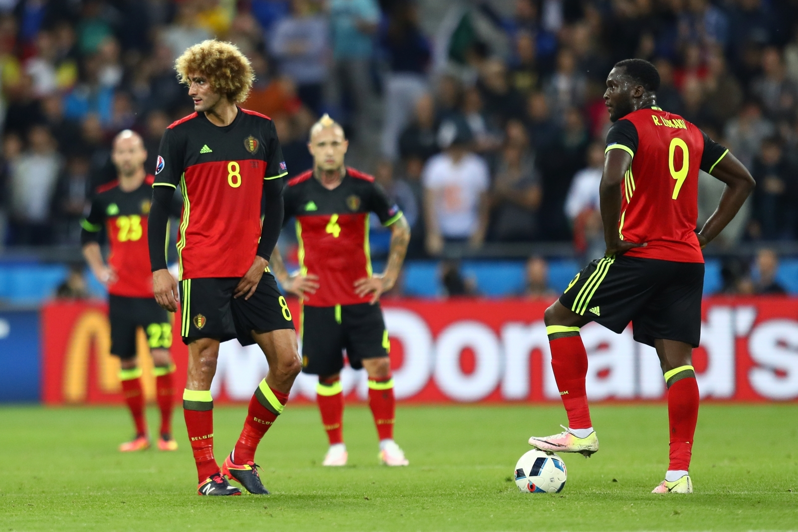 Jose Mourinho s process behind Romelu Lukaku and Marouane