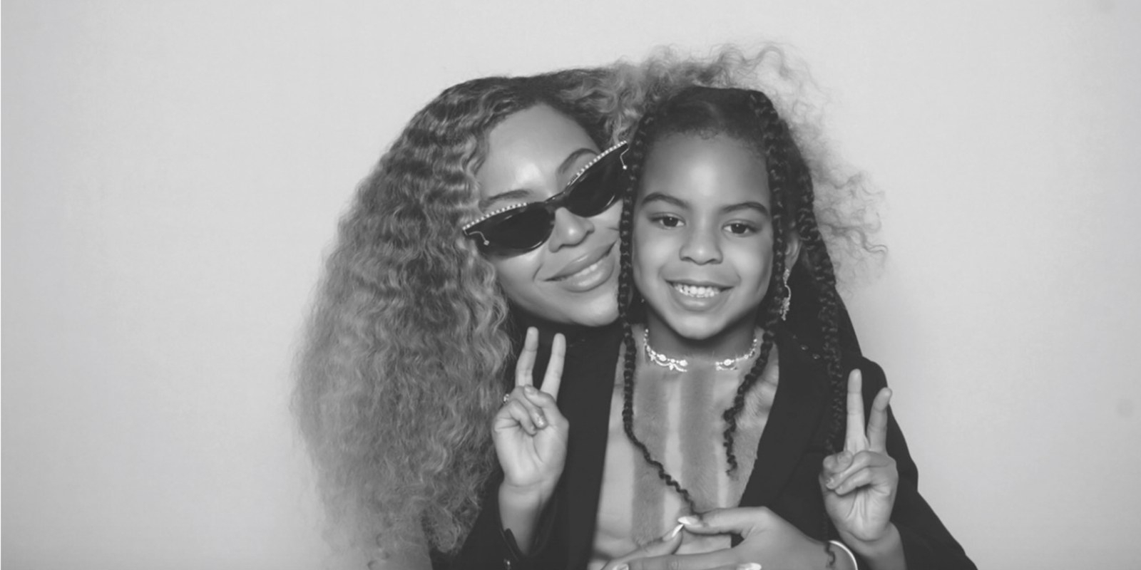 Beyonce And Blue Ivy Are The Coolest Mother Daughter Duo