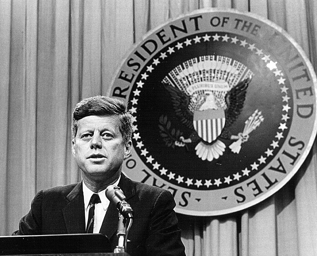 Secret JFK set for release after Trump approves assassination documents