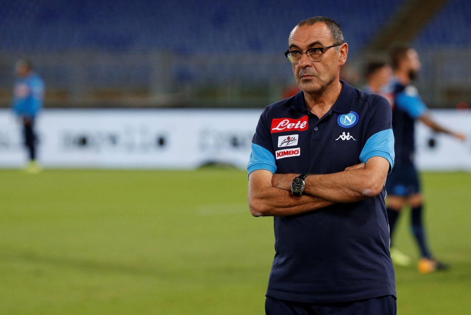 Sarri Lebih Memili Napoli Ketimbang Chelsea