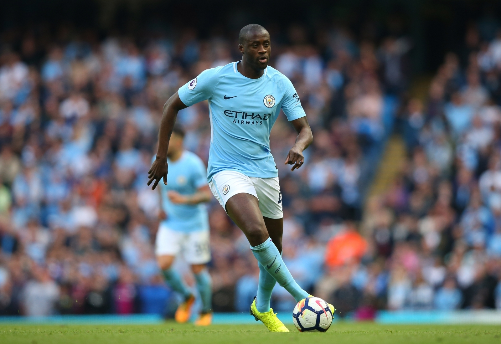 I want the Champions League again Yaya Toure vows to guide