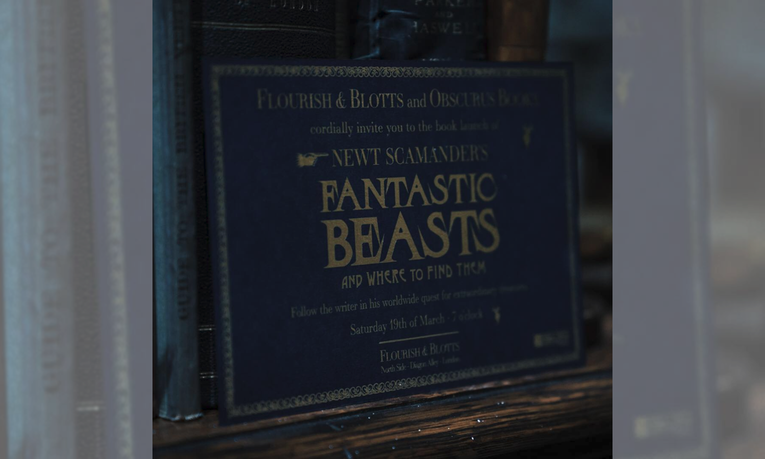 First Fantastic Beasts 2 set picture teases return to ...