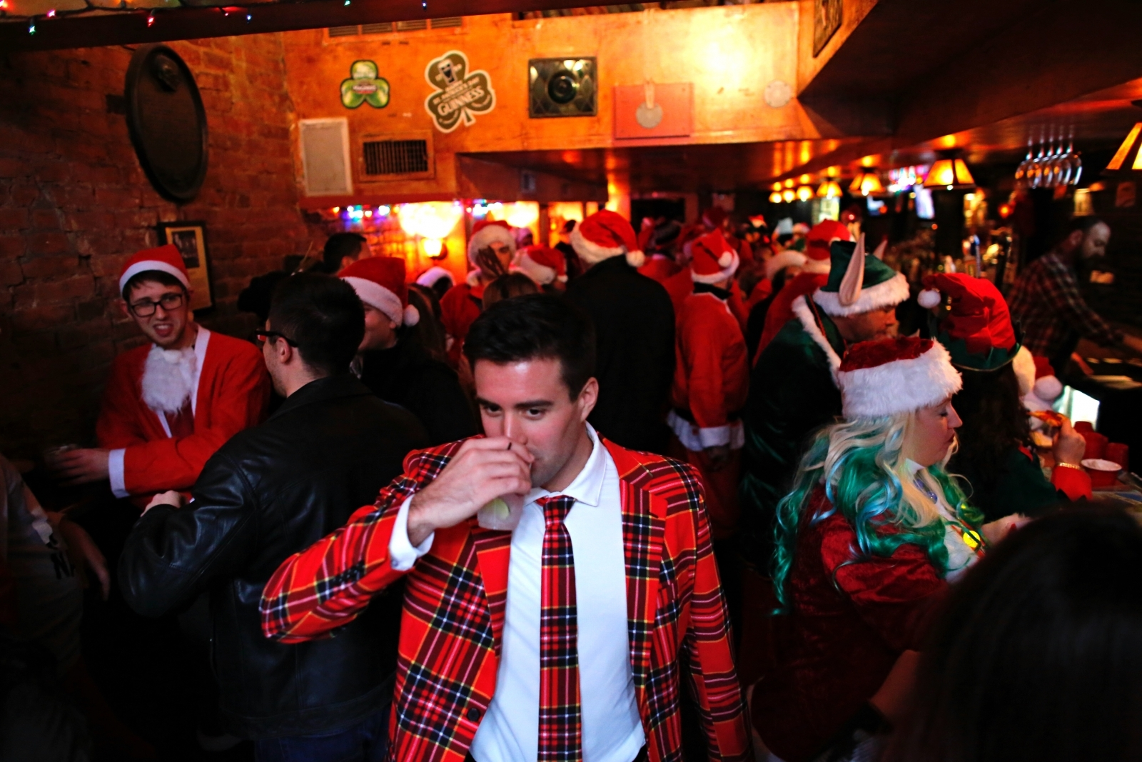 Revealed: One In Four Professionals Dread The Office Christmas Party ...