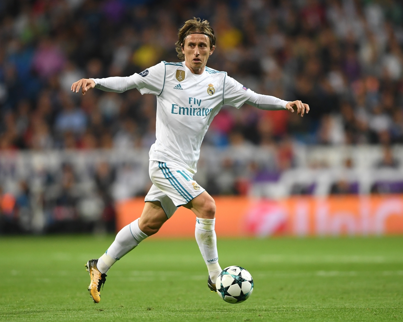 Luka Modric and Real Madrid injured trio miss training two days