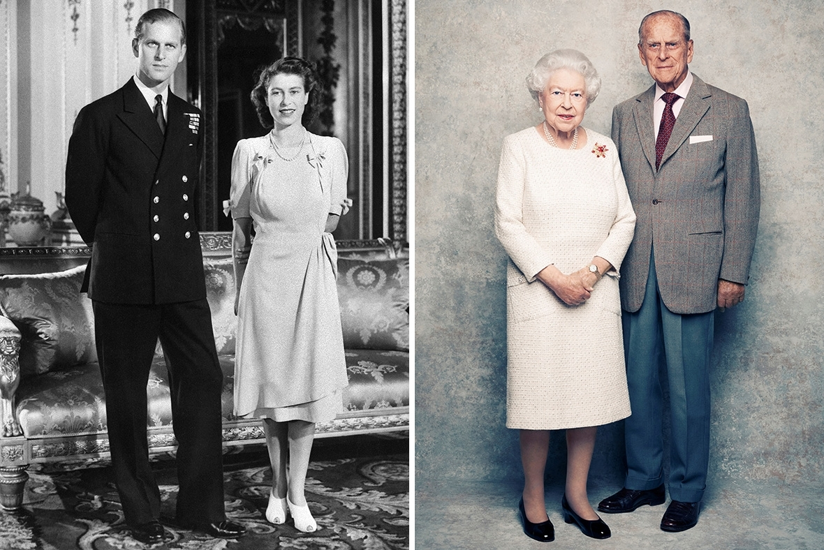 The Queen and Prince Philip - a story of love, loyalty