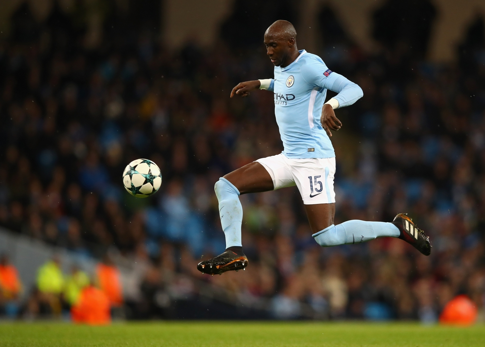 Eliaquim Mangala admits he could leave Manchester City in January