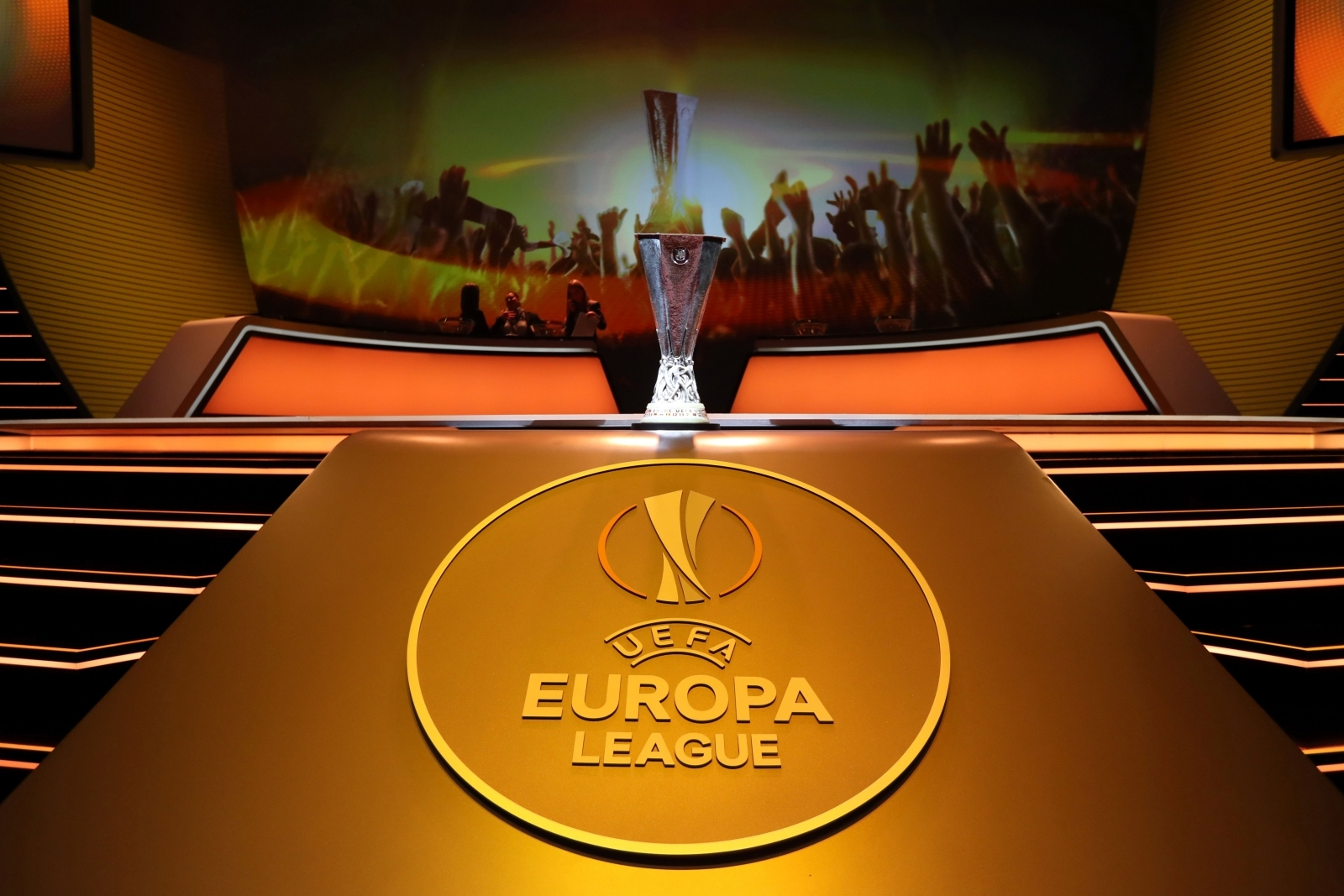 UEFA Europa League Last 32 Draw Arsenal Pitted Against