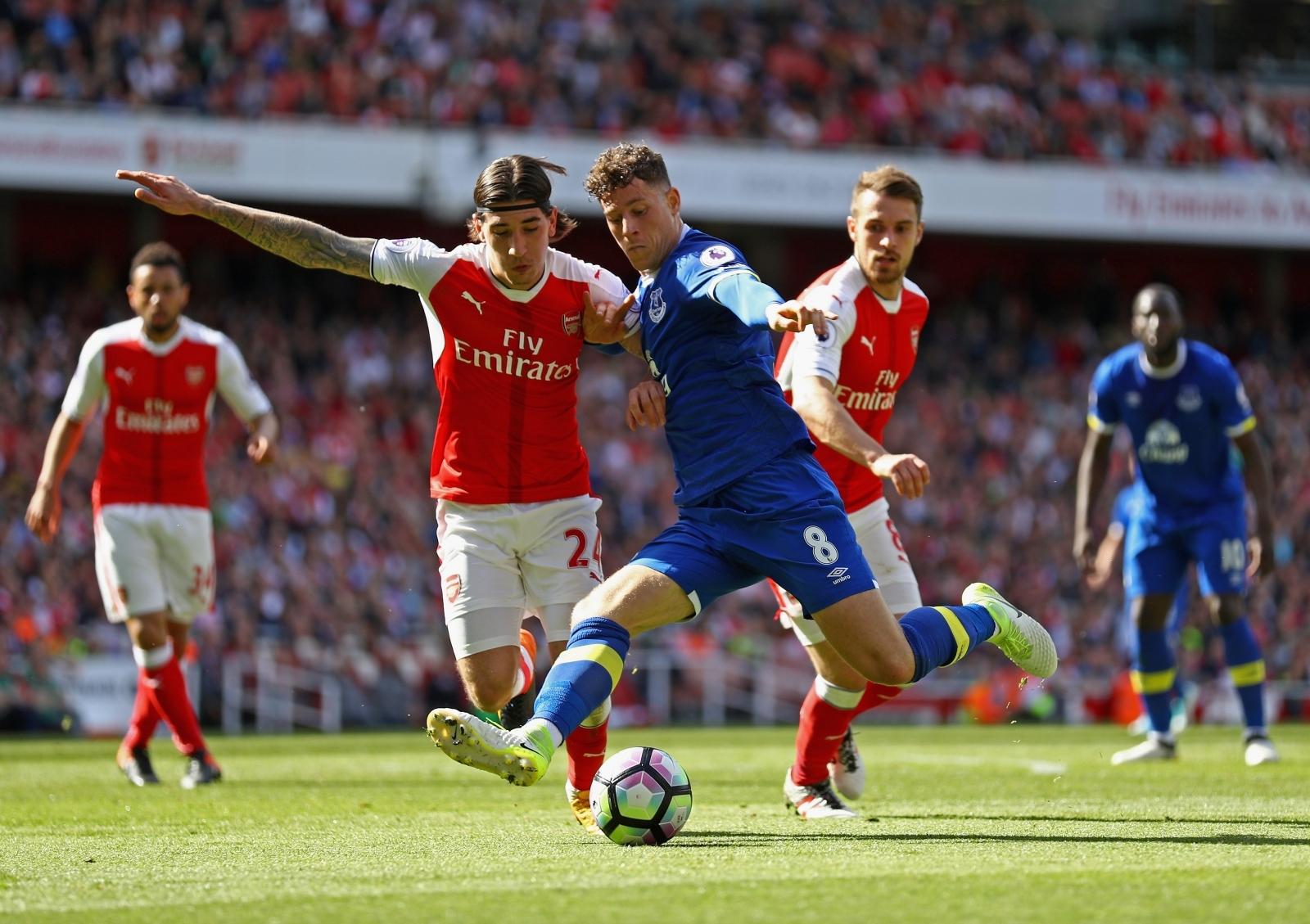 No Chelsea Offers For Ross Barkley But Sam Allardyce