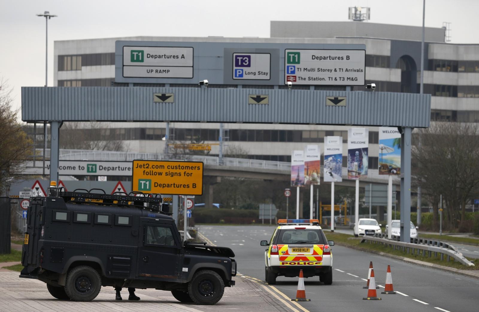 Terminal  Long Stay Car Park
