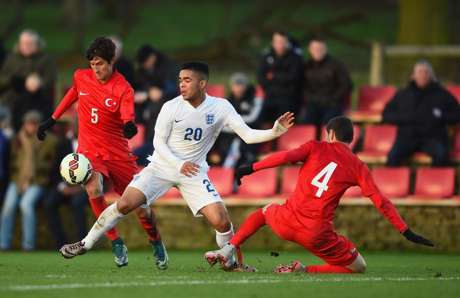 Arsenal youngster Trae Coyle signs first professional