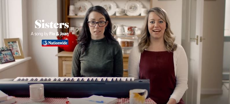 Who Are Nationwide Advert Singing Sisters Flo Joan Have Divided Nation 1656366 on Tiny House Nation