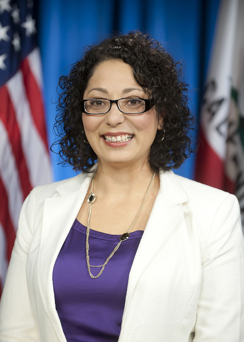 Cristina Garcia: Time magazine 'Silence Breaker' accused of groping 25-year-old male staffer