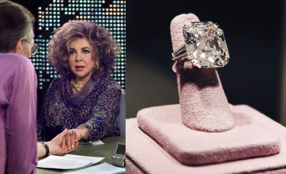 Elizabeth Taylor Elizabeth Taylor Wedding Ring