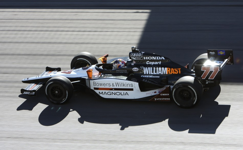 Dan Wheldon Crash: Images Highlight How Indy 500 Champion Died [PHOTOS ...