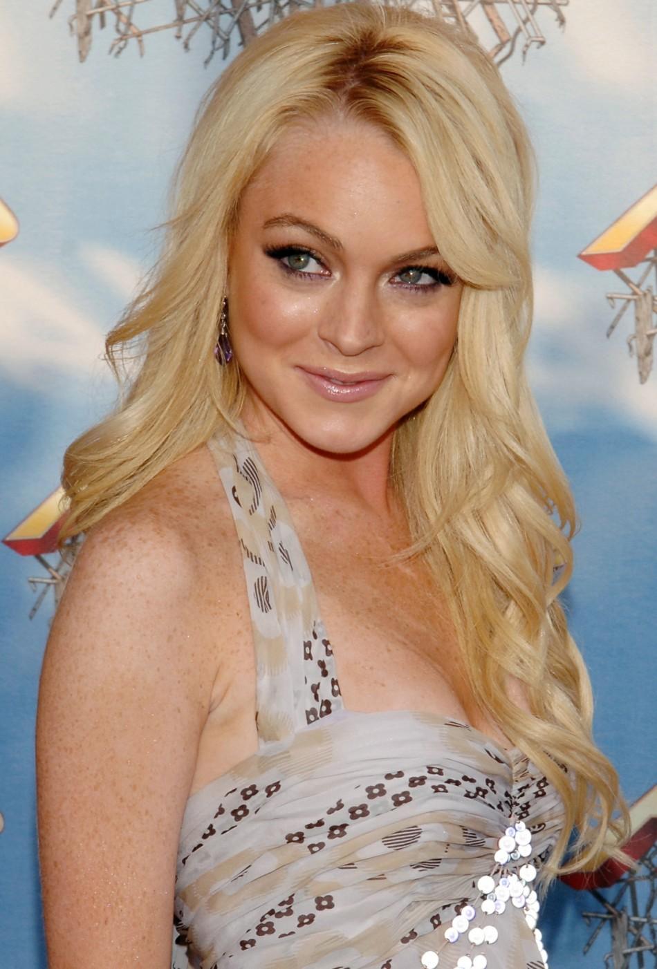 Lindsay Lohan Playboy Nude Photos Leaked on Twitter Lindsay Lohan