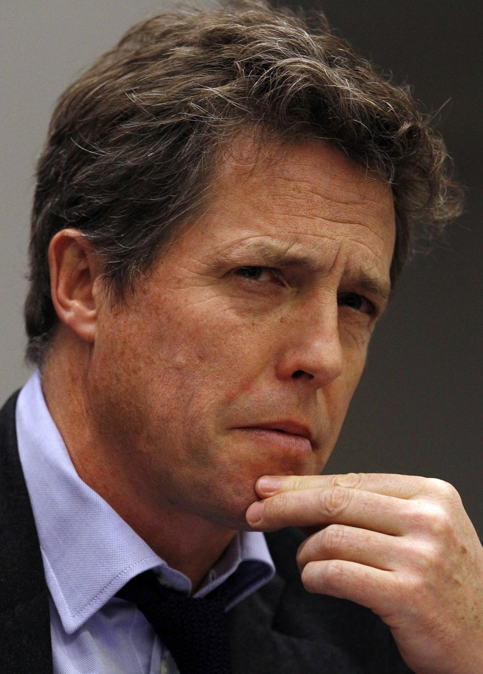 British Actor Hugh Grant Becomes Father After Mystery Affair
