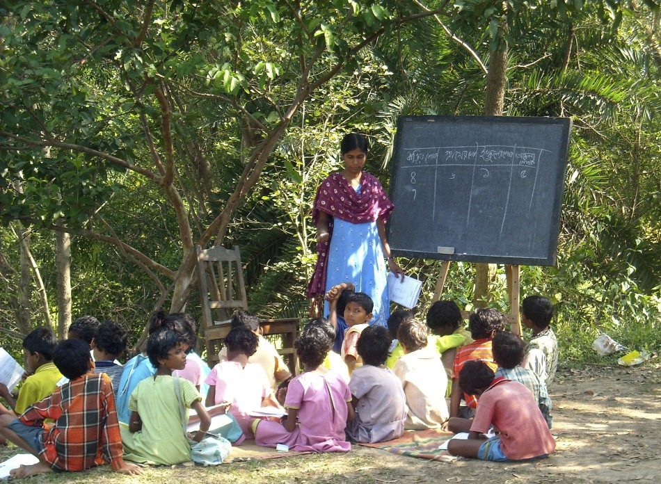India: Government School Has Only One Student And Teacher