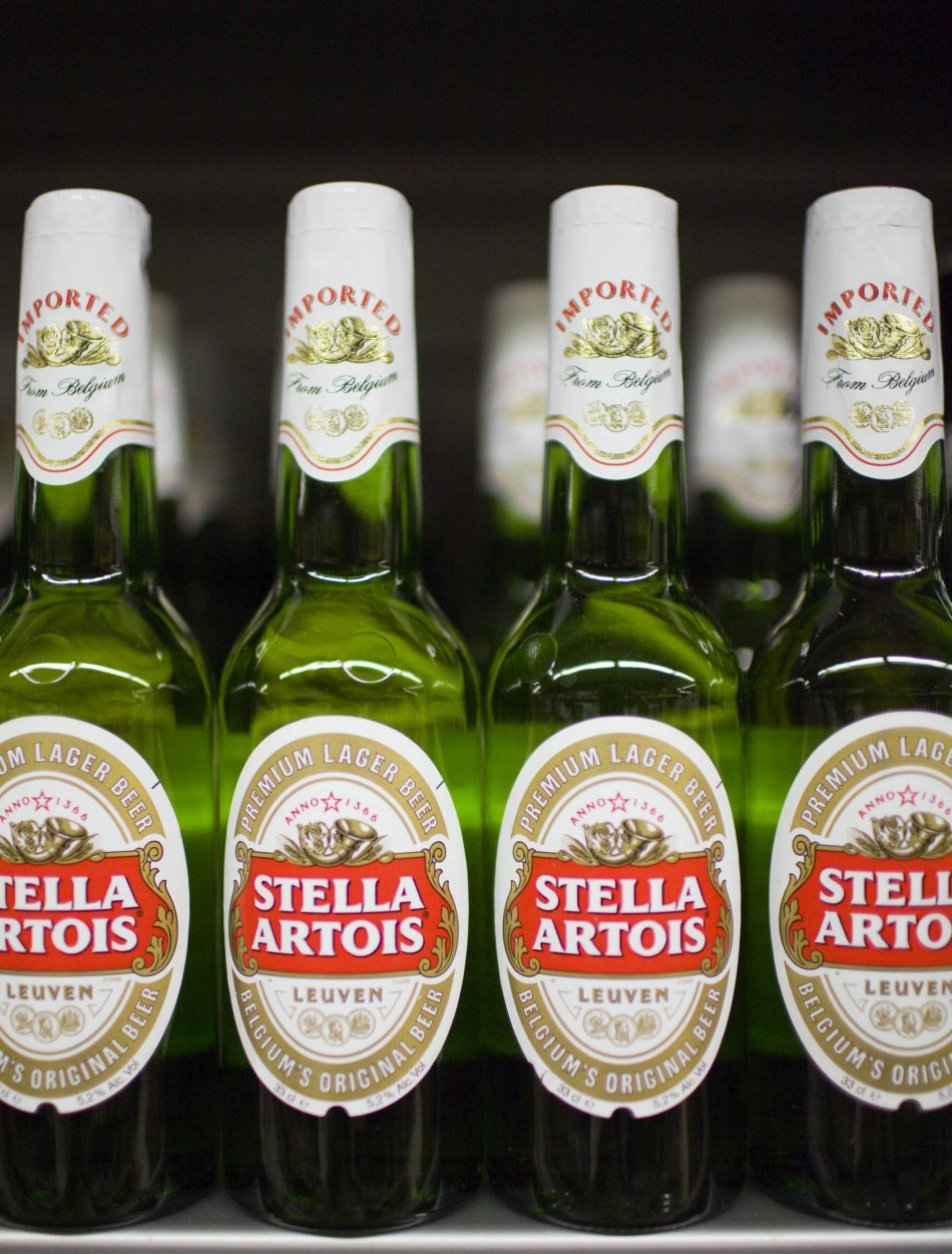 Stella Artois Cidre Draft Best Beer Brands in 20...