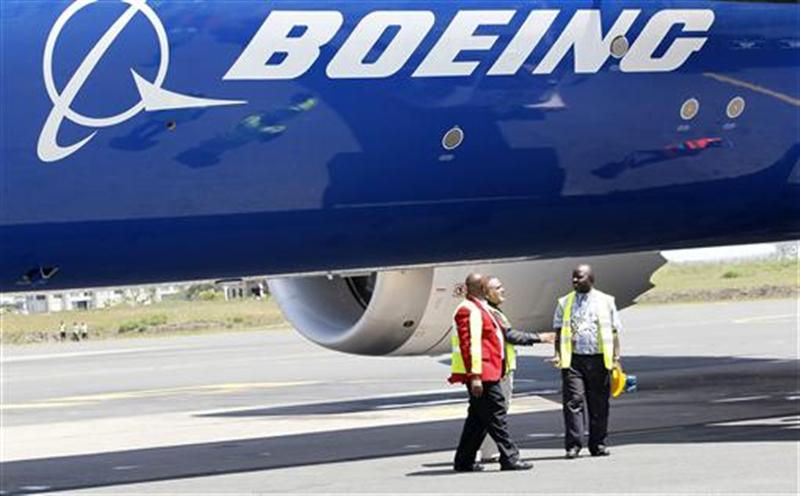what is boeing selling in the 787 dreamliner core benefit actual product augmented product levels
