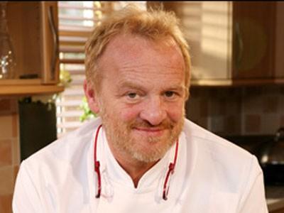 Celebrity chef arrested uk