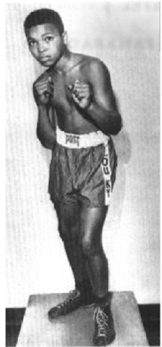 a review of the boxing career of muhammad ali cassius clay Muhammad ali was born in louisville, kentucky in 1942 under the name cassius marcellus clay he began to train at his local boxing gym when he was just twelve, he took to the ring for his first .
