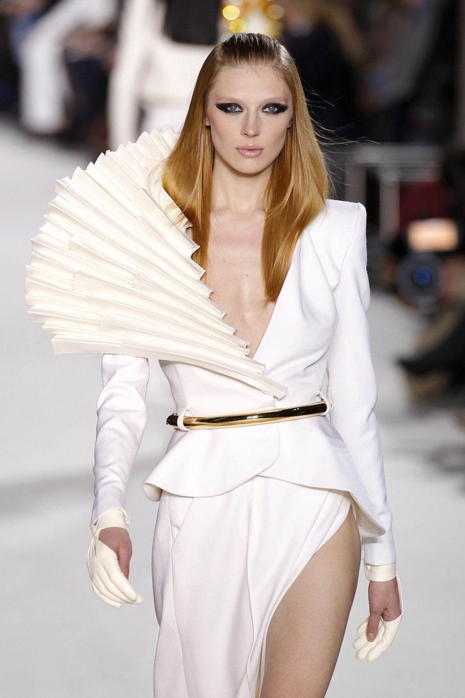 Stephane Rolland Fashion Week