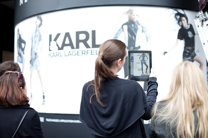 Karl lagerfeld exclusive online collaboration with net a for The net a porter