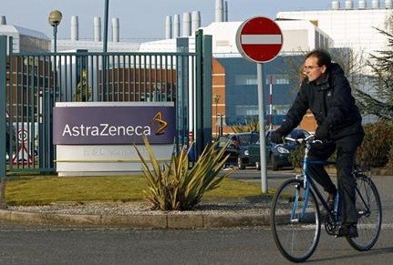 AstraZeneca cuts 7300 jobs Seroquel Atacand profits warning