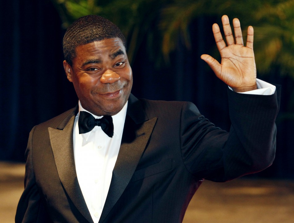 Tracy Morgan critically injured in car accident