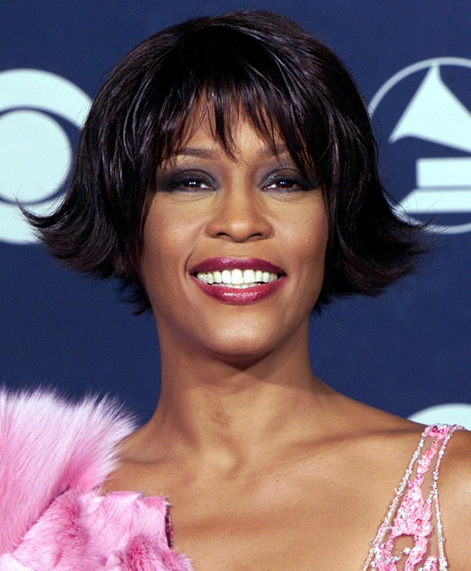 Whitney Houston 1996 Whitney Houston Memorabilia