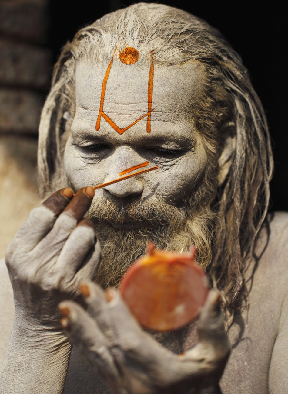 exotic hindu festival  mahashivaratri starts on feb  20