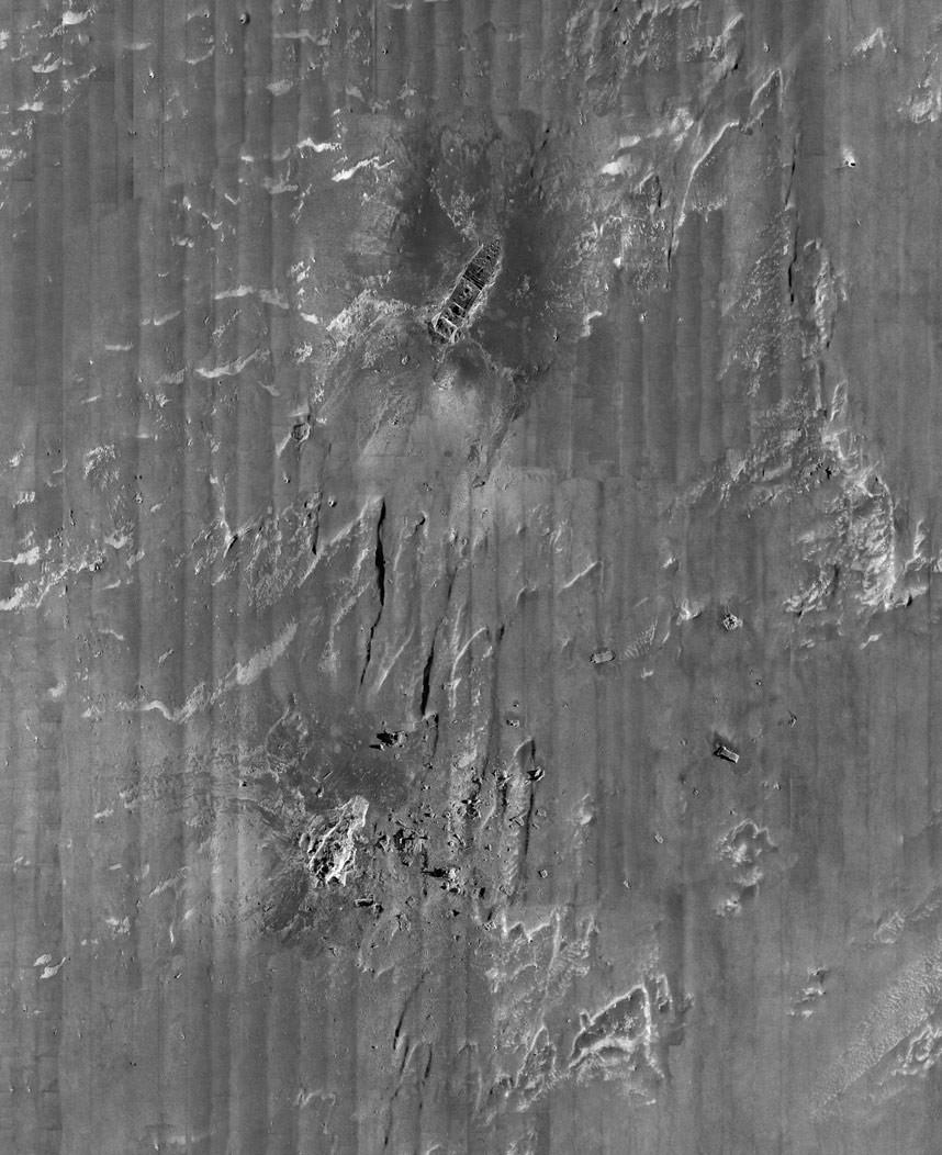 Titanic Debris Site Mapped By Underwater Robots Photos
