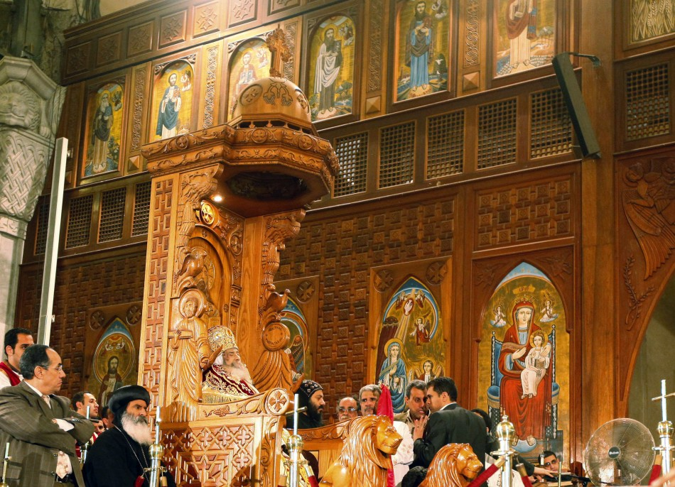 Coptic Orthodox Church Cairo Egypt Coptic Orthodox Church