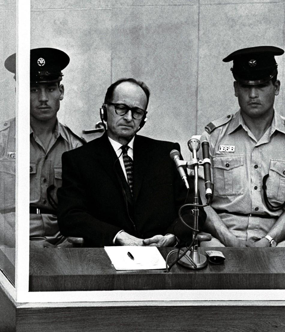 adolf eichmann i search Search search sign in adolf eichmann in israel: portraits of a nazi war criminal ben cosgrove dec 01, 2014 such a man is adolf eichmann.