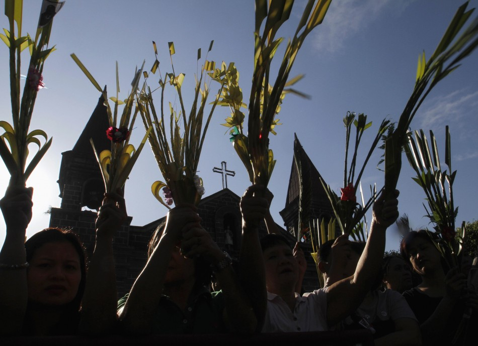Palm Sunday: The Beginning of the Holy Week [SLIDESHOW]