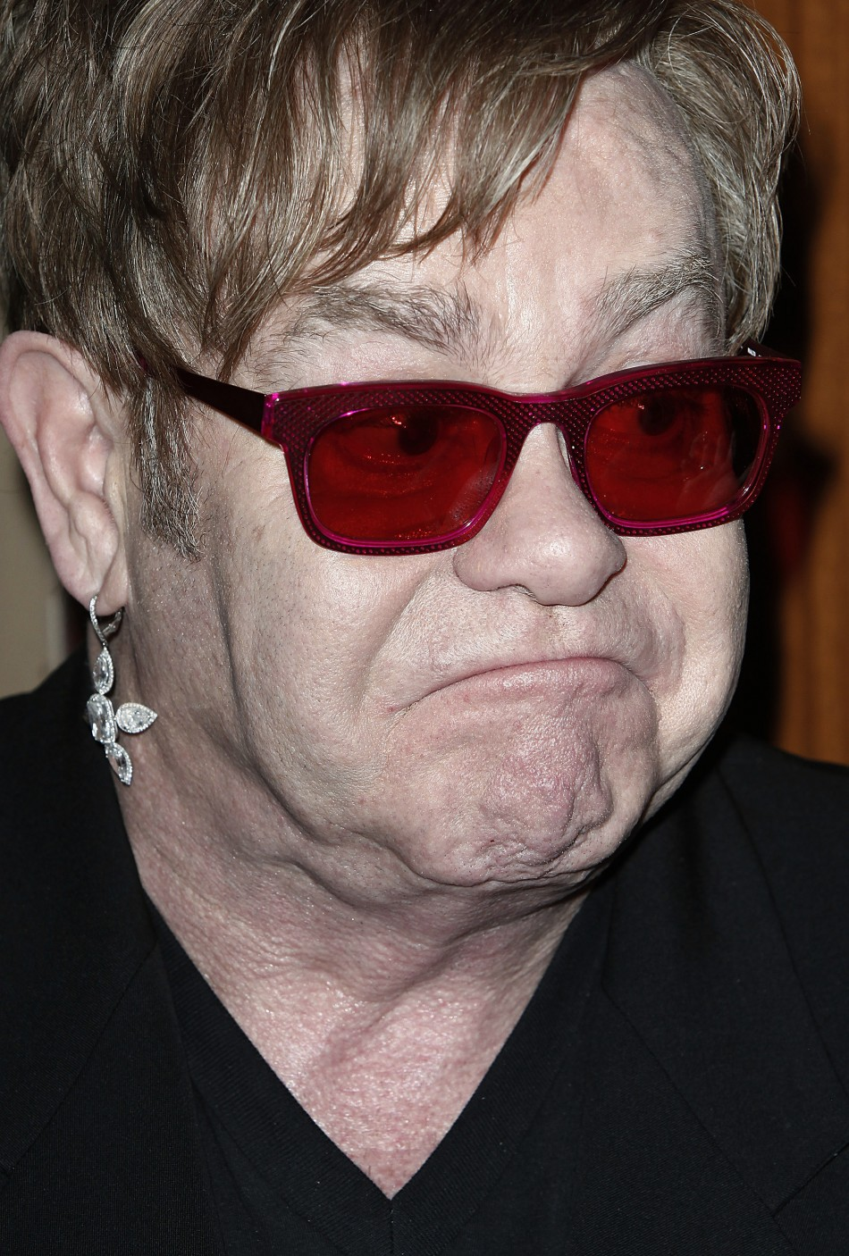 Sir Elton John Recovering from Health Scare, Excited about ...