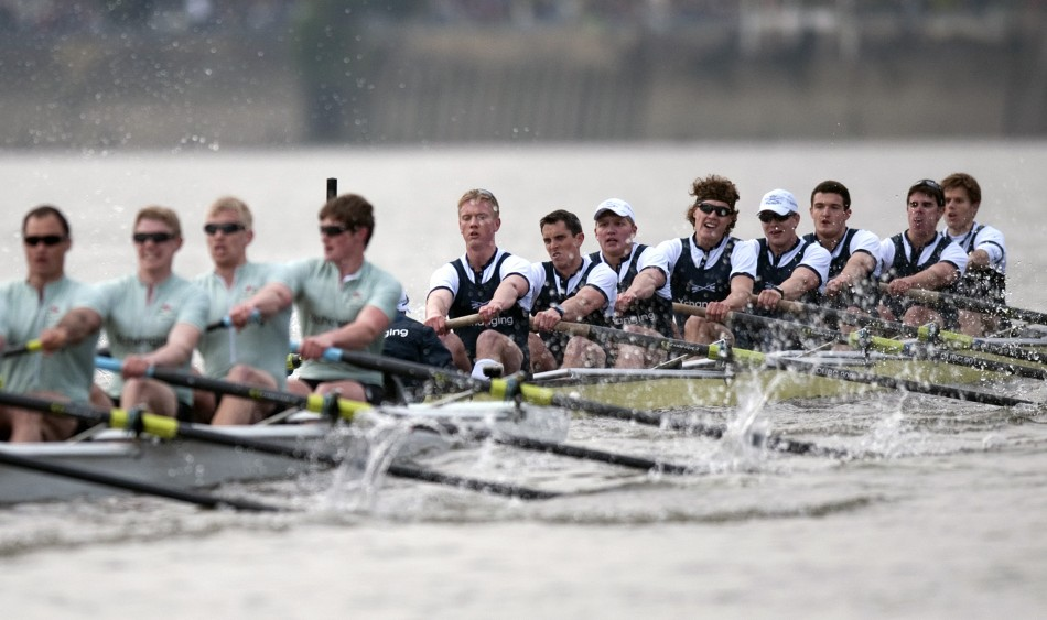 Boat Race 2012: Cambridge Exacts Revenge for Last Year ...
