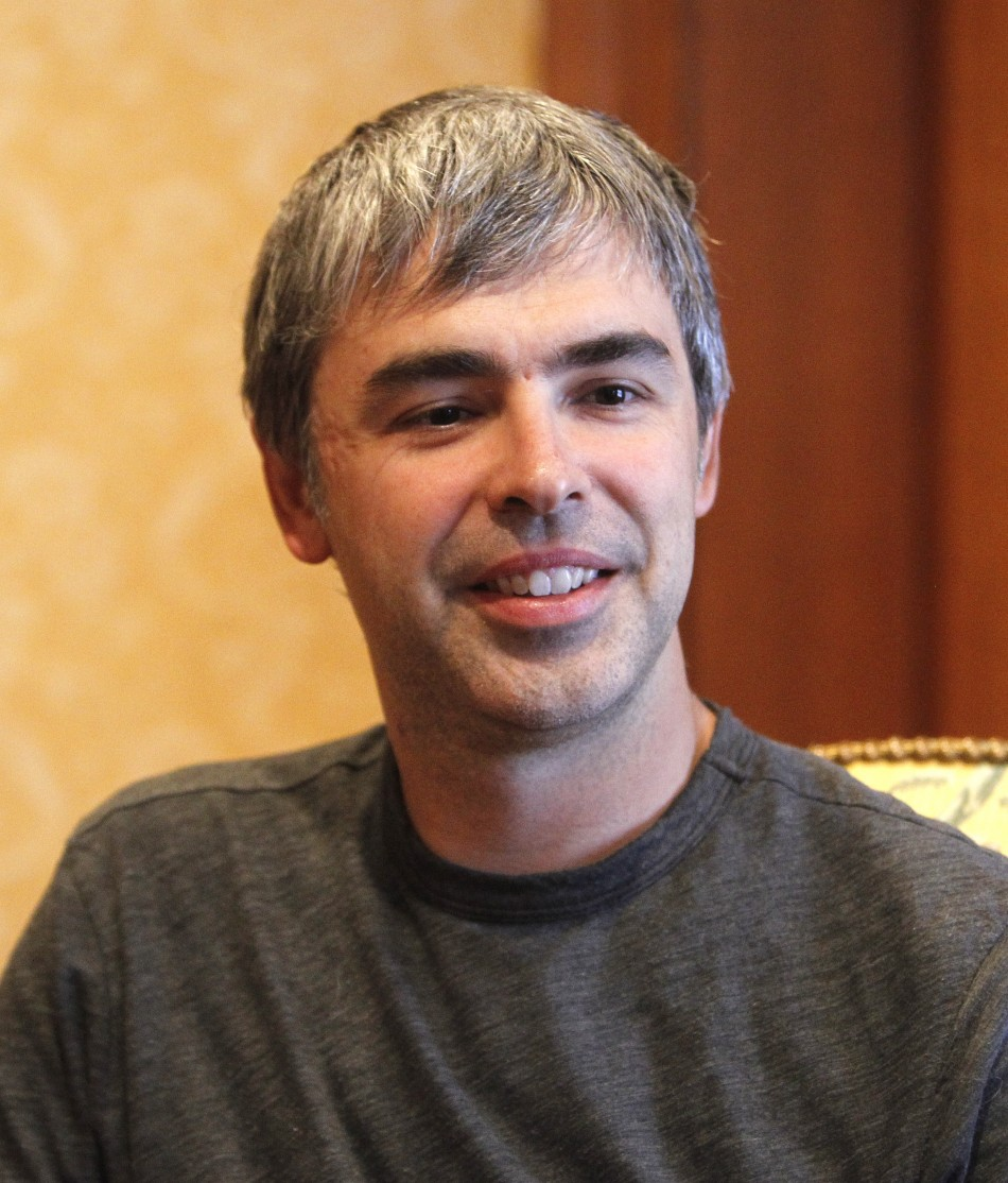 ... Larry Page Larry page claims apple's ... - larry-page