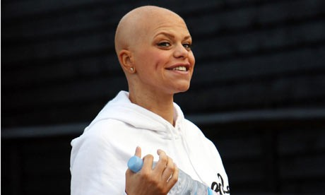 Jade goody celebrity stars in your eyes