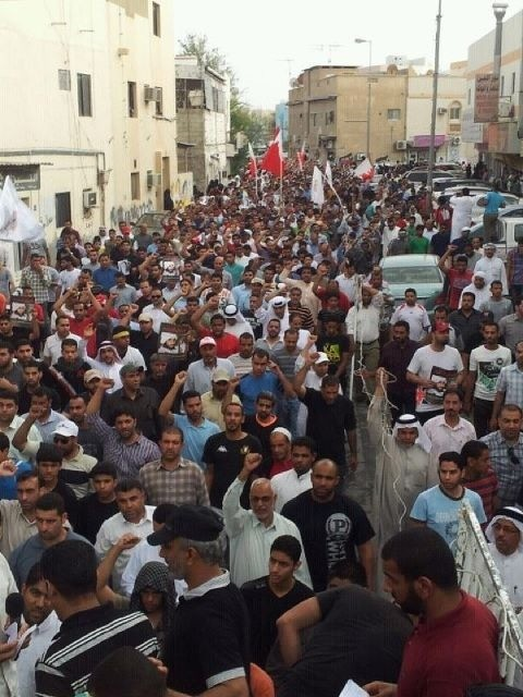 - hundred-mourners-gather-village-bilad-alqadem-funeral-salah-abbas-habib-whose-body-was-found