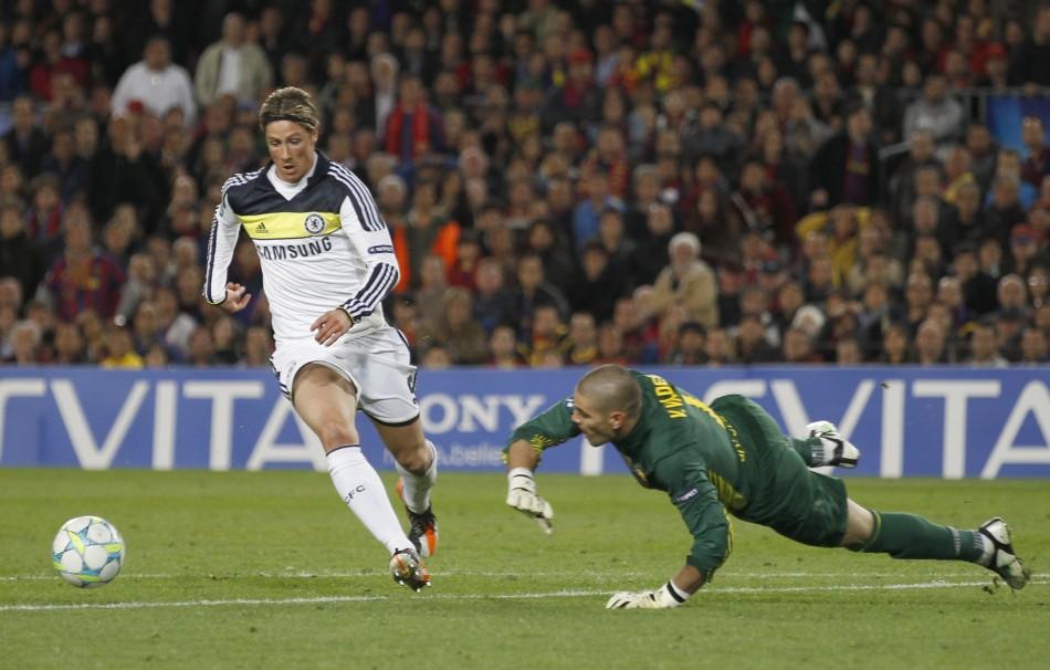 Chelsea Hand Barcelona Champions League Blues, Release ...