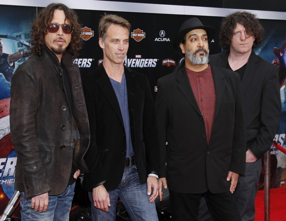 Chris Cornell: Soundgarden was working on new material prior to singer's tragic death