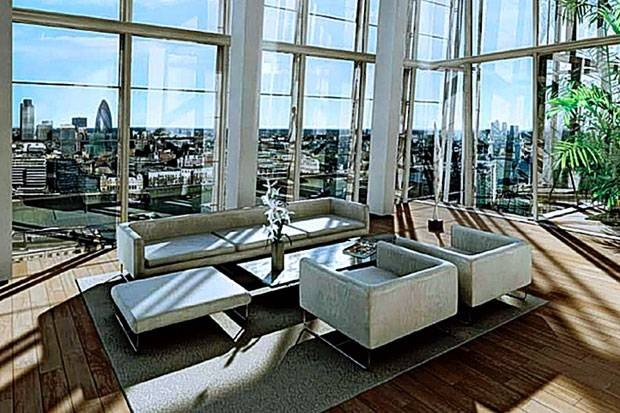 The Shard Building London Apartments For Sale
