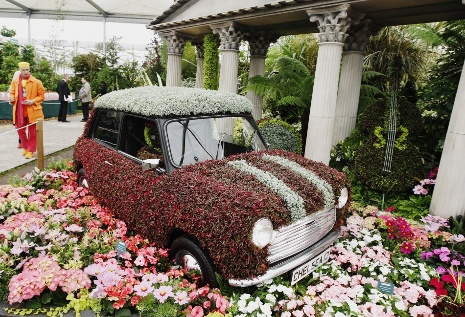 Spectacular displays at 2012 chelsea flower show photos for Garden design ideas rhs