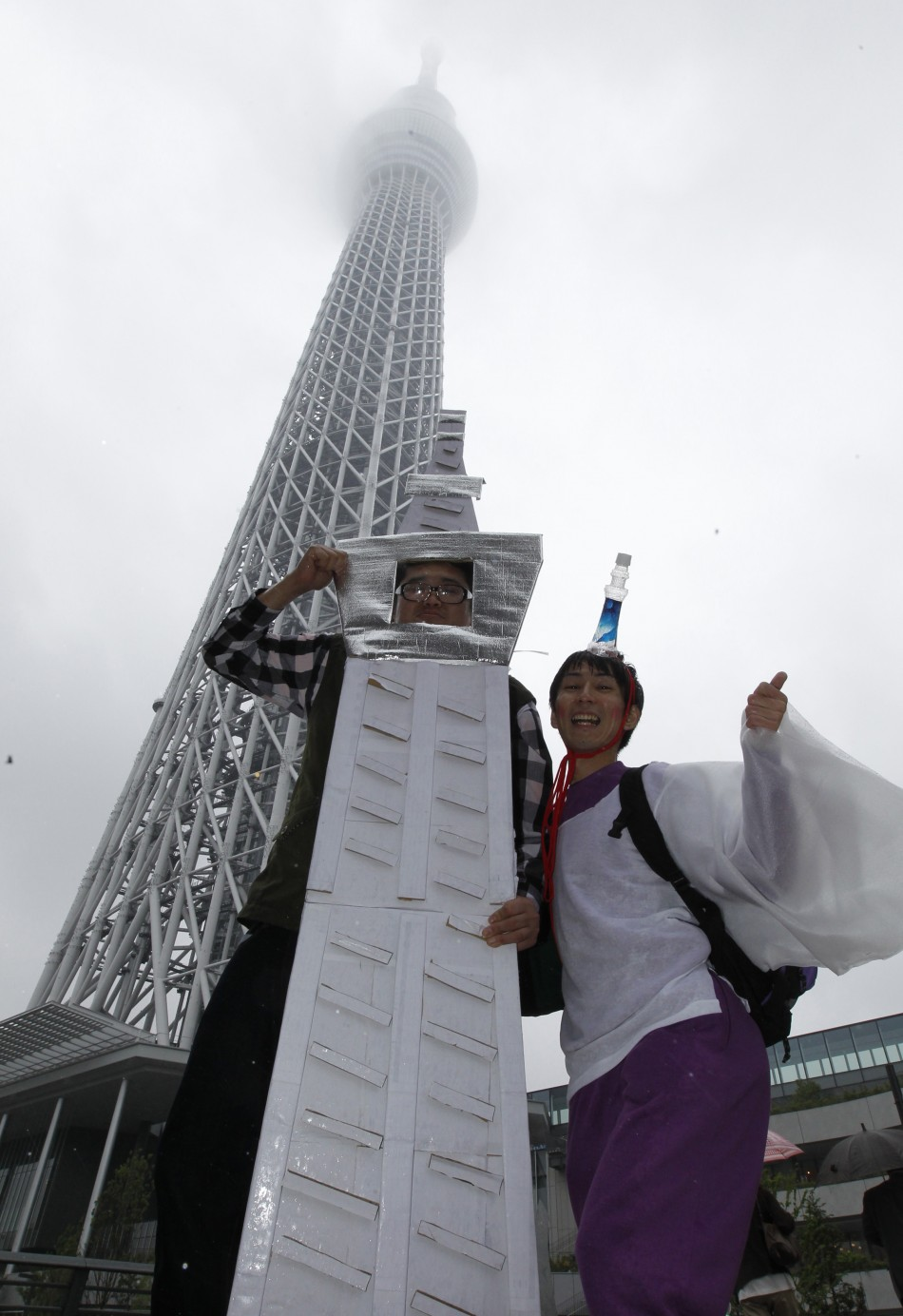 Tokyo Skytree: World's Tallest Tower and Japan's New ...