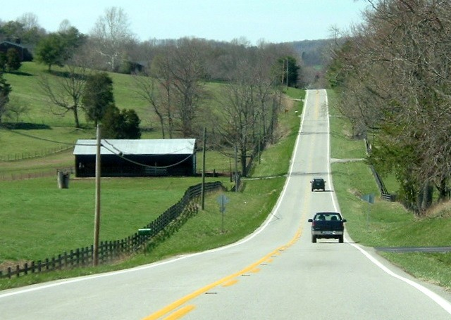 The most dangerous us states to drive in 2012 slideshow for Somerset motors somerset ky