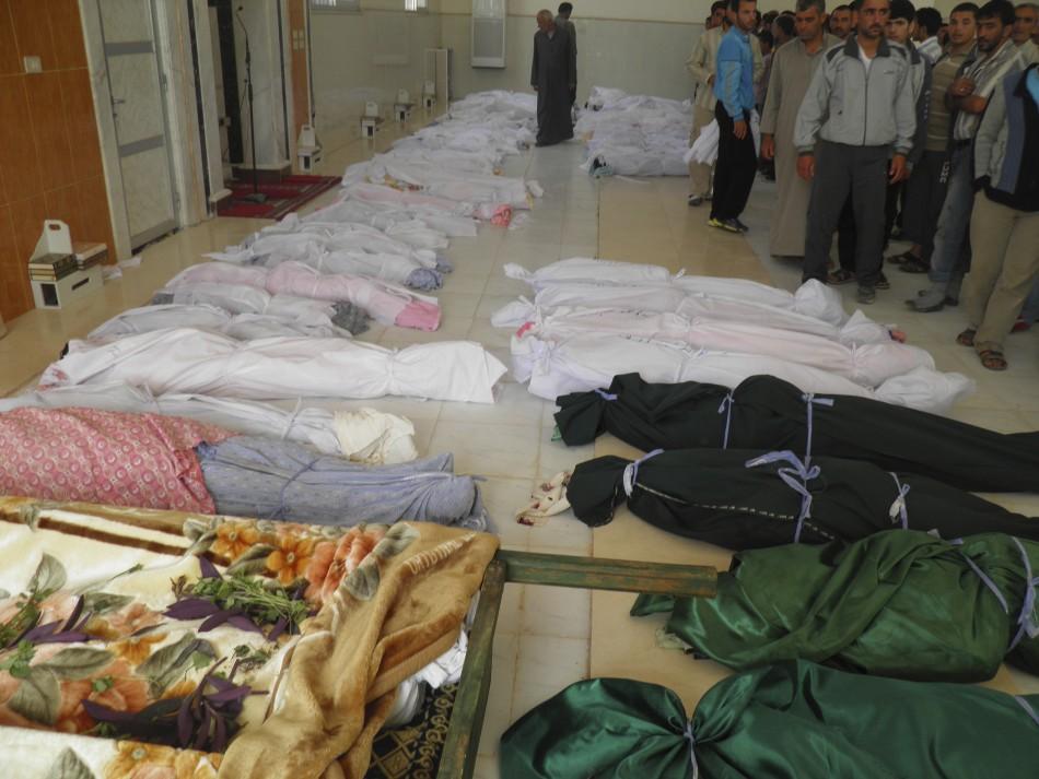 Syrian Carnage: Never-Ending Nightmare of a Brutal Regime ...