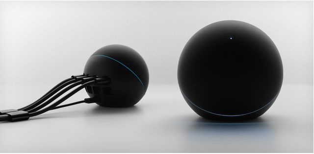 Google Nexus Q Home Media Streamer Announced [VIDEO]